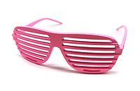 Женские очки жалюзи