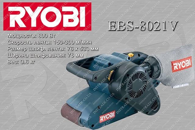 Шлифовальная машина Ryobi