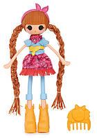 Кукла Лалалупси базовая, Lalaloopsy Girls Basic Doll- Prairie Dusty Trails