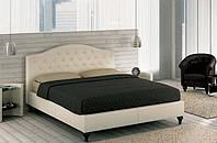 Двуспальные кровати с мягкой спинкой и подъемным механизмом на заказ купить в Украине