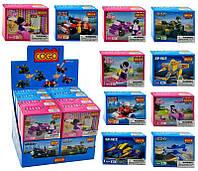 """Конструктор """"Транспорт"""" для мальчиков и девочек Cogo 4600-4601-4602-4603 (блок)"""