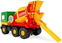 Игрушка «Бетономешалка» Middle Truck Wader 39223