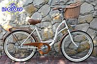 Велосипед VANESSA 26 Crem Польша