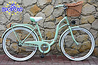 Велосипед VANESSA 28 Mint  Польша
