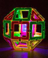 Конструктор magformers с подсветкой Neon