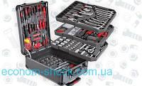 Набор инструментов Swiss Kraft 186 TLG Ключи с трещеткой