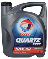 Масло моторное Total Quartz 7000 Diesel 10W-40 5л.