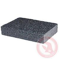 Губка для шлифования 100x70x25 мм; оксид алюминия К80 INTERTOOL HT-0908
