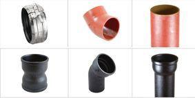 Трубы ЧК и фасонные соединительные части