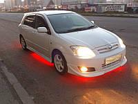 Подсветка днища автомобиля—универсальная!
