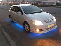 Подсветка днища автомобиля—Синяя(один цвет)
