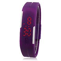 Наручные часы - браслет Sport unisex violet