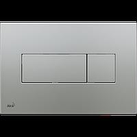 Кнопка управления AlcaPlast M372 хром-матовая