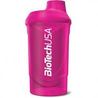 Шейкер BioTech Shaker (600 ml pink)