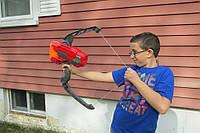 Бластер Нерф  Nerf Mega Thunderbow Blaster