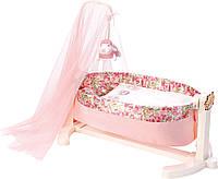 Кроватка колыбель для куклы Baby Annabell Zapf Creation 792865