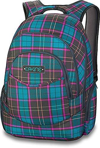 Очаровательный городской рюкзак в клеточку для девушек Dakine PROM 25L sanibel 610934897388 разноцвет