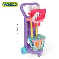 Игровой набор для уборки Wader 10774