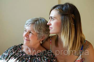 Смартфон и мама...У каждого своя история