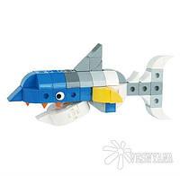 Конструктор Gigo В мире животных. Кит (3 модели) 7252