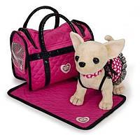 Собачка Chi Chi Love Розовая мечта
