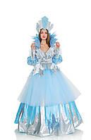 Снежная Королева женский карнавальный костюм