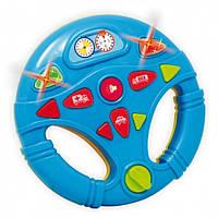 Alexis Babymix Музыкальная игрушка руль Alexis Babymix PL150391B голубой