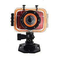 Экшн камера G 260 водонепроницаемый аква-бокс