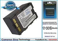 Аккумулятор JVC BN-V312U 1260 mAh