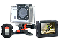 Экшн камера G 486 водонепроницаемый аква-бокс .