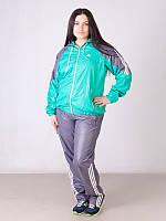 Женский спортивный костюм больших размеров (рр 48-56)