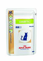 DIABETIC - диета для кошек, страдающих сахарным диабетом 1.2кг