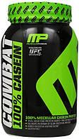 Протеин Казеиновый MusclePharm Combat 100% casein 907 г  ваниль