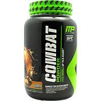 Протеины Многокомпонентные MusclePharm Combat 908 г  шоколад-мята