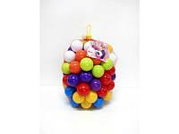 Набор шариков для сухого бассейна 02-412 Kinderway, 40 штук