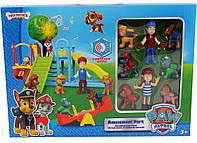 Игровой набор Щенячий патруль Amusement Park (Парк развлечений) 8805A YNA/05-9