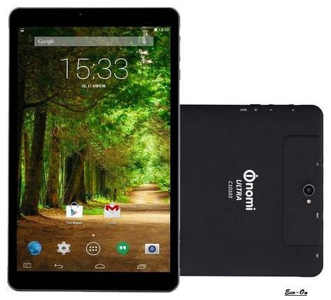 Планшет Nomi C10103+  16GB Ultra Black, фото 2
