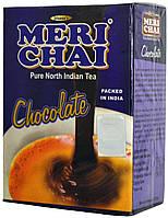 """Чай черный индийский """"MeriChai"""" 100г """"Шоколад"""""""