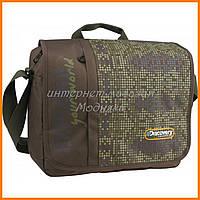 Наплечная школьная сумка Дискавери | Сумка  kite Discovery