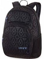 Шикарный рюкзак черного цвета для студентов Dakine HANA 26L capri 610934758627