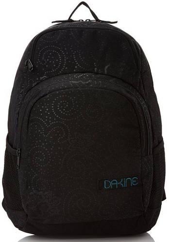 Женский рюкзак в принт черного цвета для учебы Dakine HANA 26L ellie 610934962352