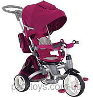 Детский велосипед Sun Baby Little Tiger T500 Малиновый
