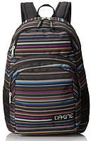 Полосатый городской рюкзак для креативной девушки Dakine HANA 26L 610934861396 taos разноцвет