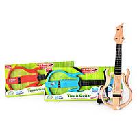 Детская игрушка Гитара со струнами 6699 A 1-3, 3 цвета