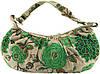 Оригинальная женская сумка из текстиля Traum 7216-01, зеленый