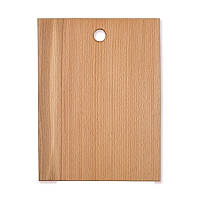 Доска разделочная деревянная 24*34*1.5см прямоугольная Kamille (a10043)