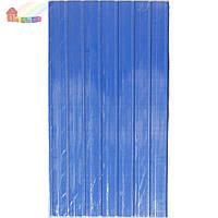 Профлист С-8 1,5х0,95м.0,28мм (5002) синій