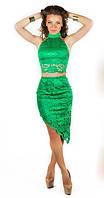 Костюм женский, юбка + топ, фото 1