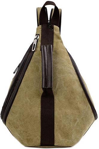 Рюкзак из плотного холста 8л. Traum 7020-36, бежевый