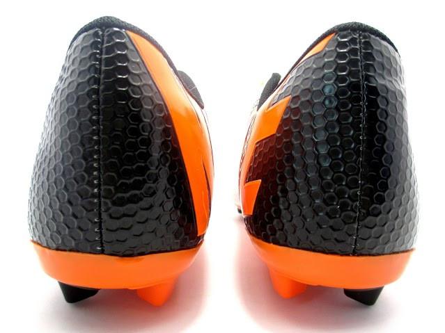 Футбольные бутсы Nike Mercurial FG White/Orange/Black